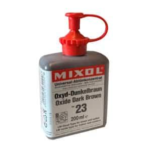 mixol dark brown